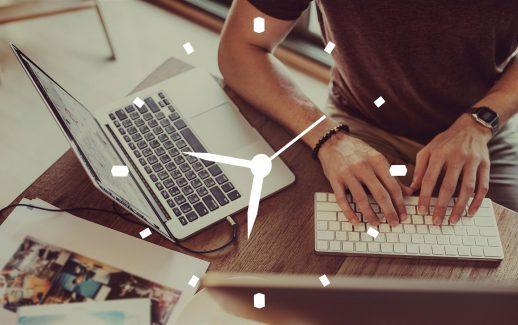 Dicas de como organizar o tempo no trabalho