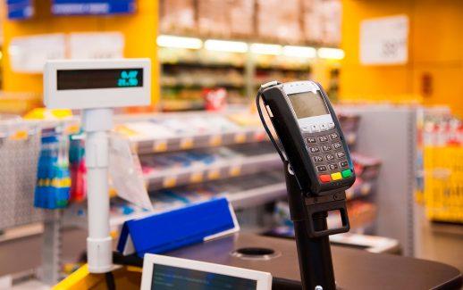comuns na gestão de cartões em supermercados