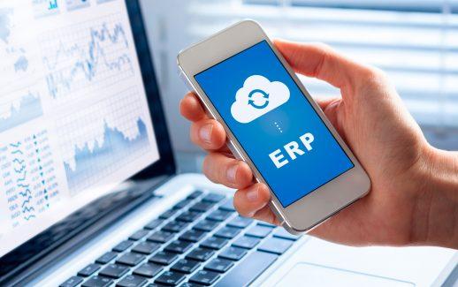 integrar ERP a um conciliador de cartões