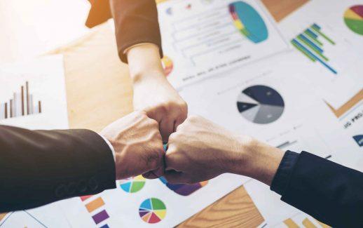 como estruturar o setor financeiro