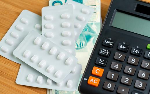 conciliação de cartões para farmácia