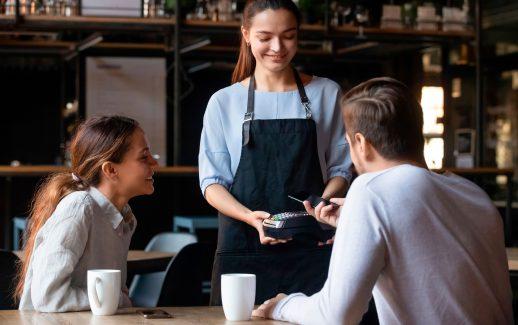 controle de vendas no restaurante