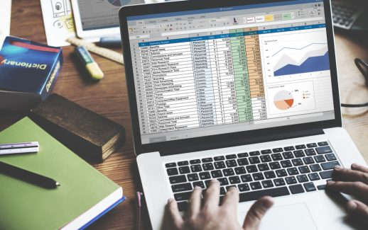 Planilha de fluxo de caixa download Excel grátis