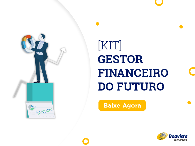 Kit gestor financeiro do futuro
