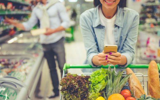 principais tendências para supermercados em 2020